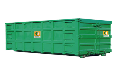 Open top container 20m³ - C20