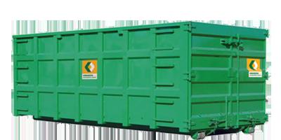 Open top container 30m³ - C30